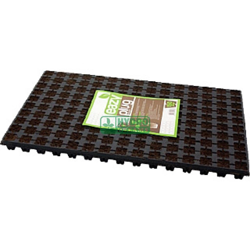 Eazy Block® 7,5x7,5cm organischer Anzuchtblock Eazy Plug® Grow